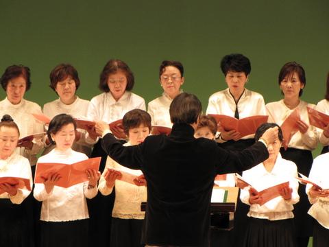 コーラス大会 - 4(教区坊守会の合唱2)
