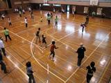 教区スポーツ大会・試合風景2
