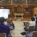 お寺での学習会