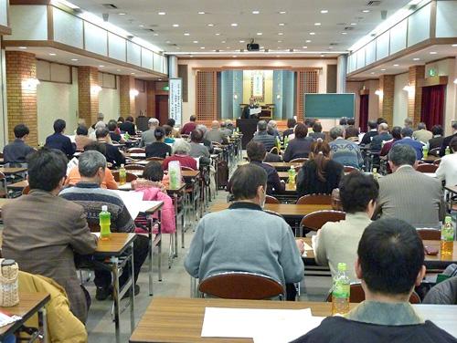 3月2日 第2組同朋大会(南御堂)